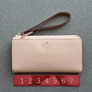 Kate Spade Blush pink large wallet